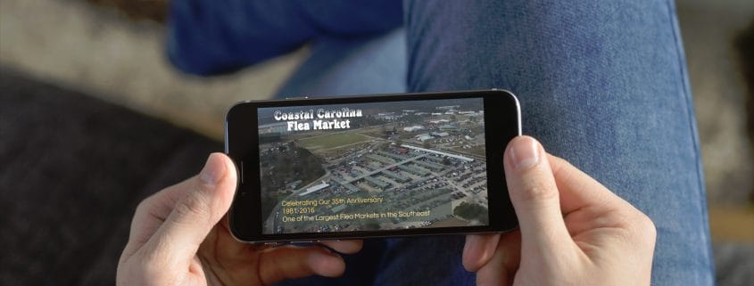 Coastal Carolina Flea Market Celebrates 35th Anniversary with a New Website