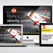 Website Design Portfolio Example