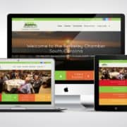 Chamber of Commerce Web Design