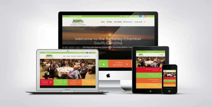 Chamber of Commerce Web Design