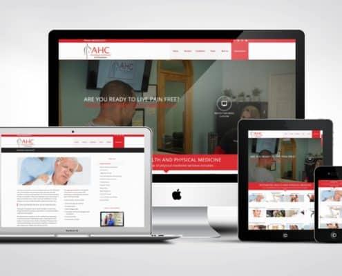 Chiropractor Website