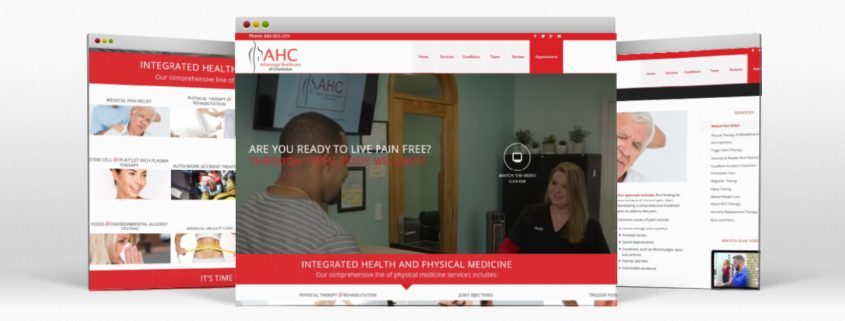 TheSiteCrew.com Launches New Website for Advantage Healthcare of Charleston