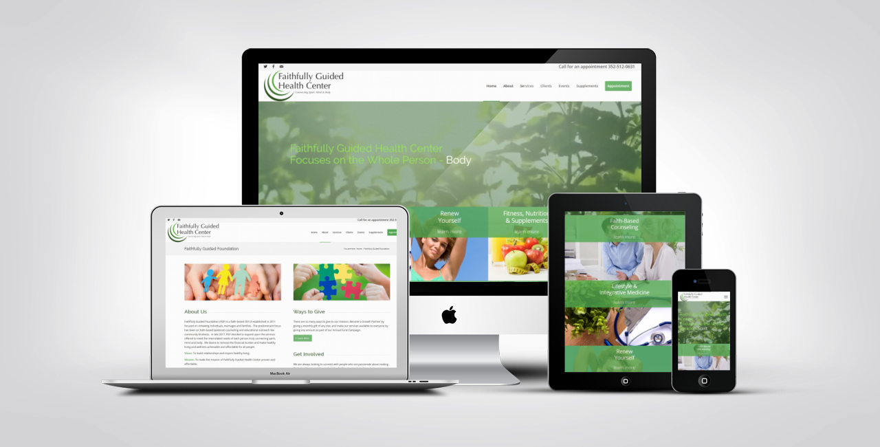 Medical Web Design