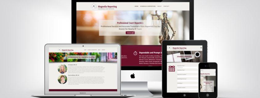 Court Reporter Website