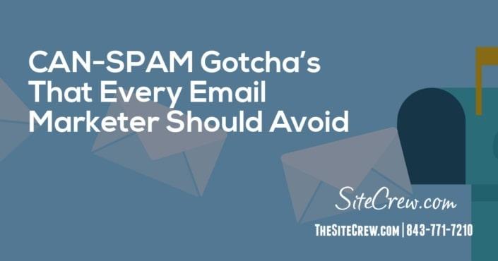 avoid spam