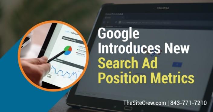 Search Ad Position Metrics