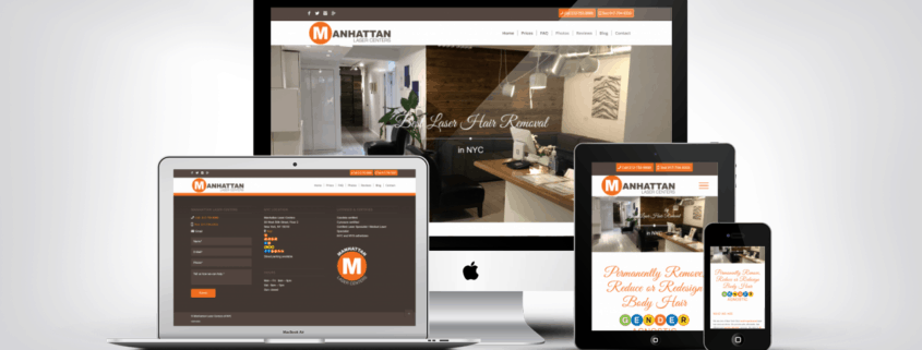 Web Design Manhattan NY