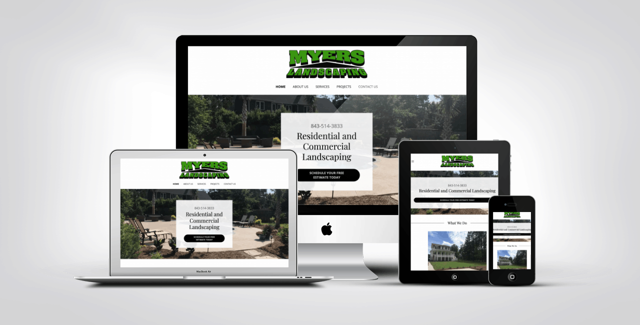 Myers Landscaping 5