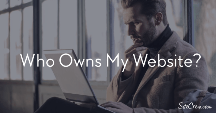 Who Owns My Website?