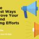 Outbound Marketing Efforts